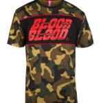 Футболка blood-in-blood-out-bullet-t-shirt купить