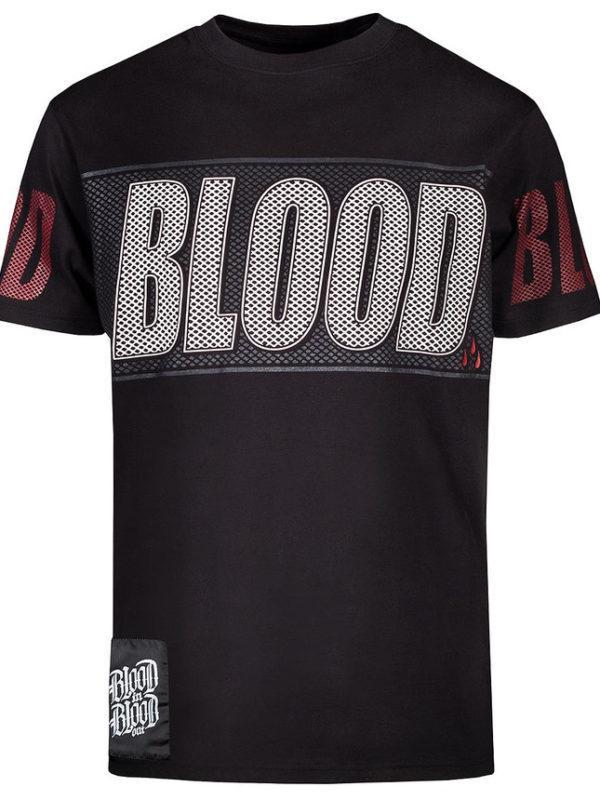 Футболка Blood in Blood out – Clean Logo