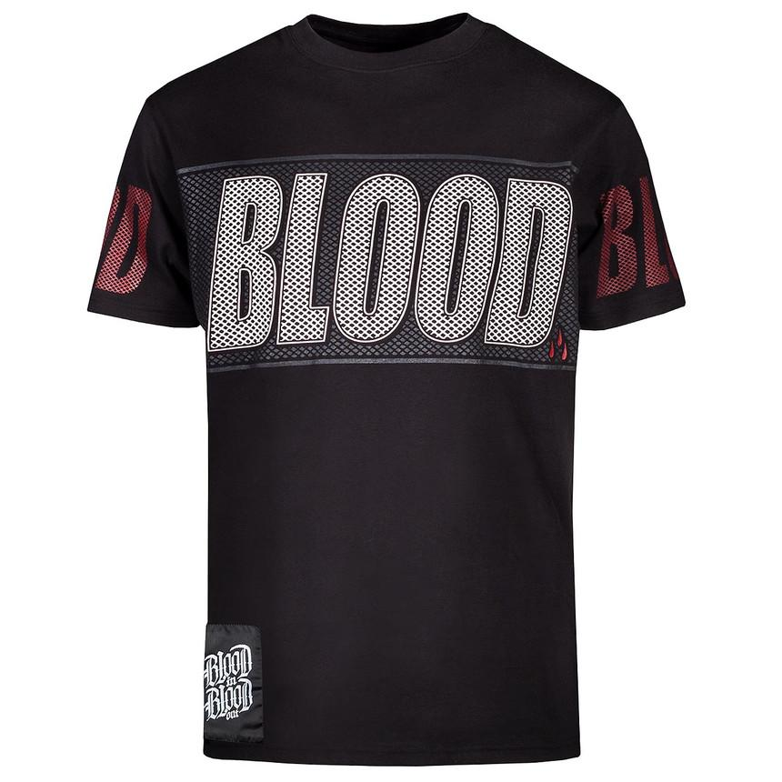 Футболка Blood in Blood out - Clean Logo купить