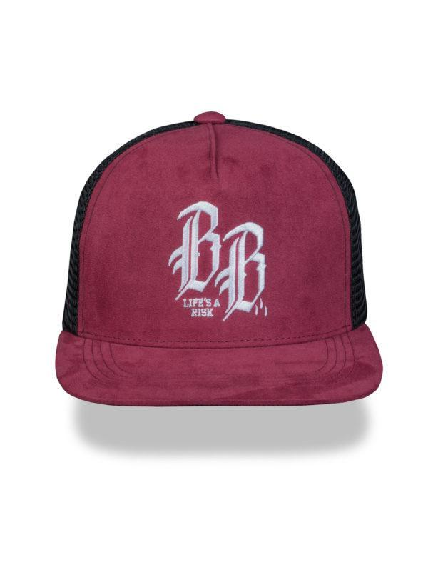 Бейсболка Blood in Blood out Double B Snapback
